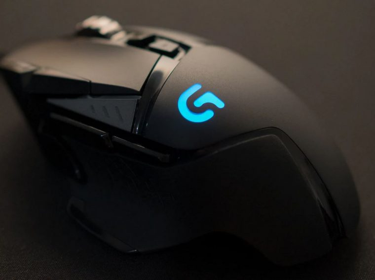 Low Volume Gaming Mouse